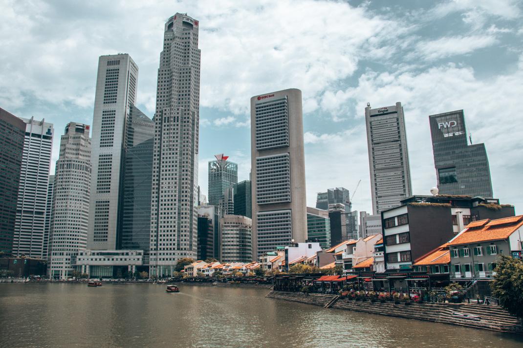 Boat Quay - Singapore City Guide