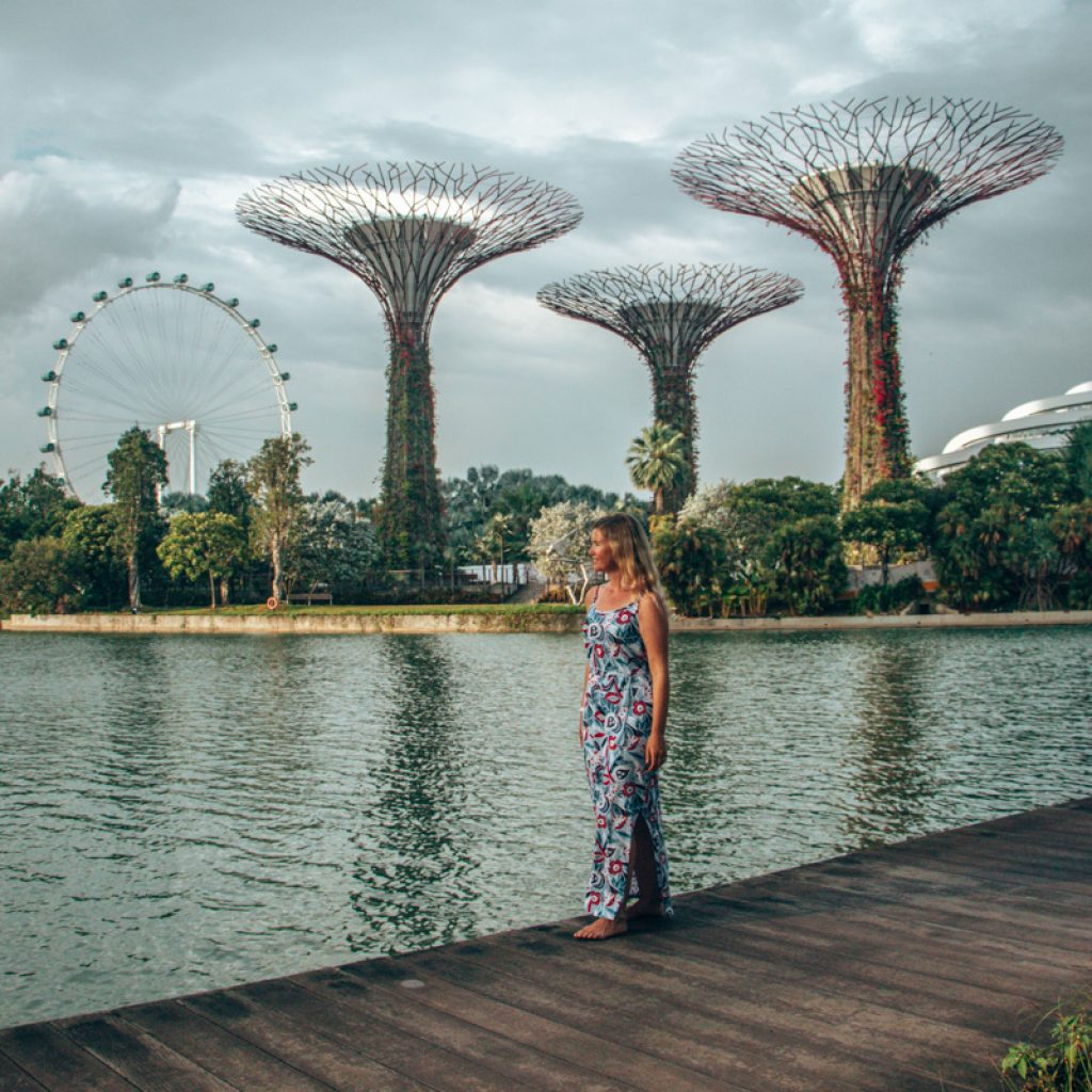 Gardens by the Bay Walks - Singapore City Guide