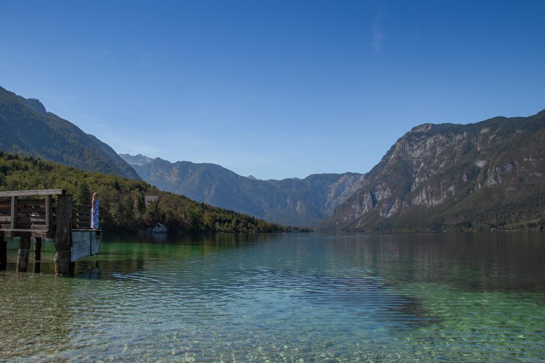Lake Bohinj Jetty