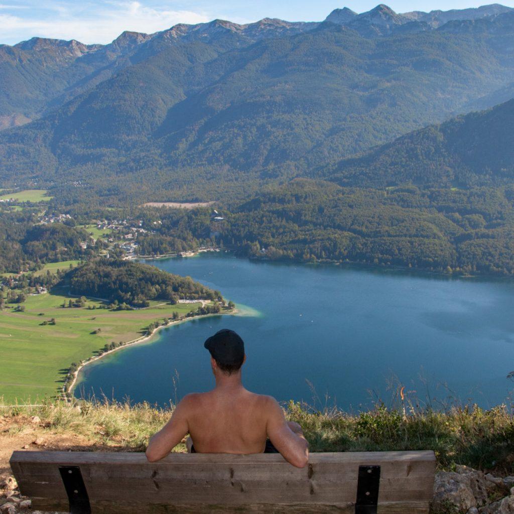 Lake Bohinj - Vogar Viewpoint