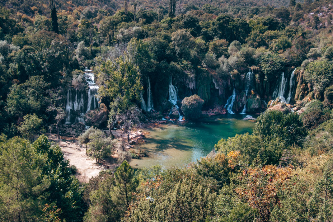 Kravice Waterfalls, Mostar