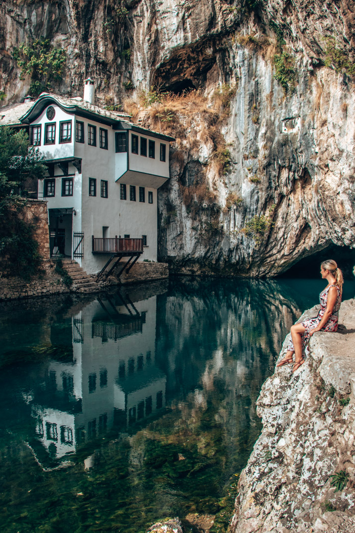 The Dervish Monastery of Blagaj Tekij