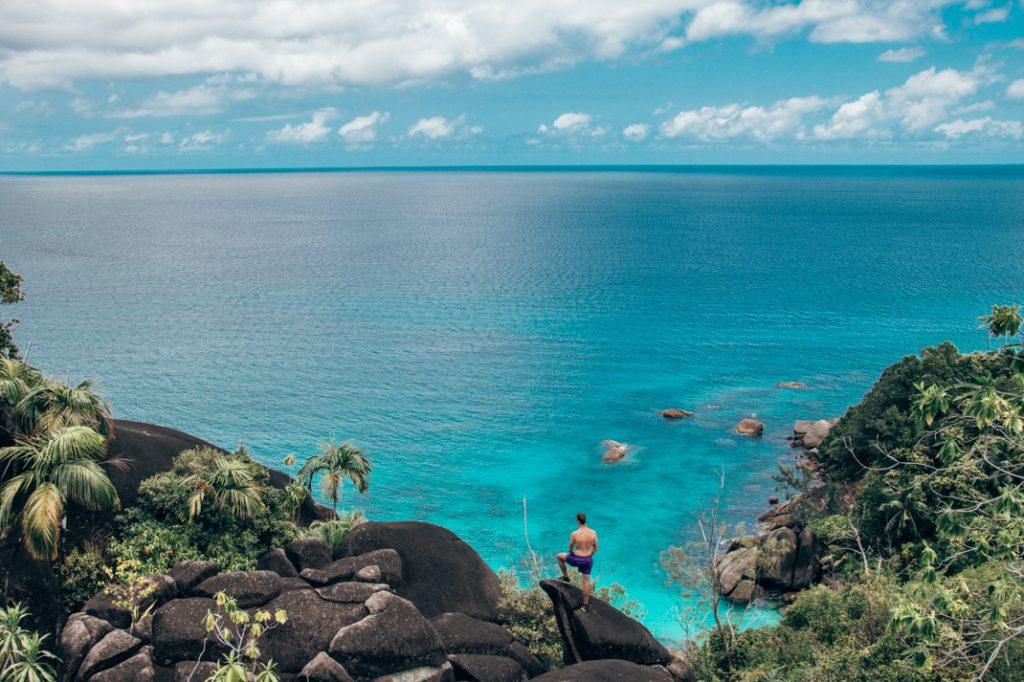 Anse Major Trail, Mahe Island, Seychelles