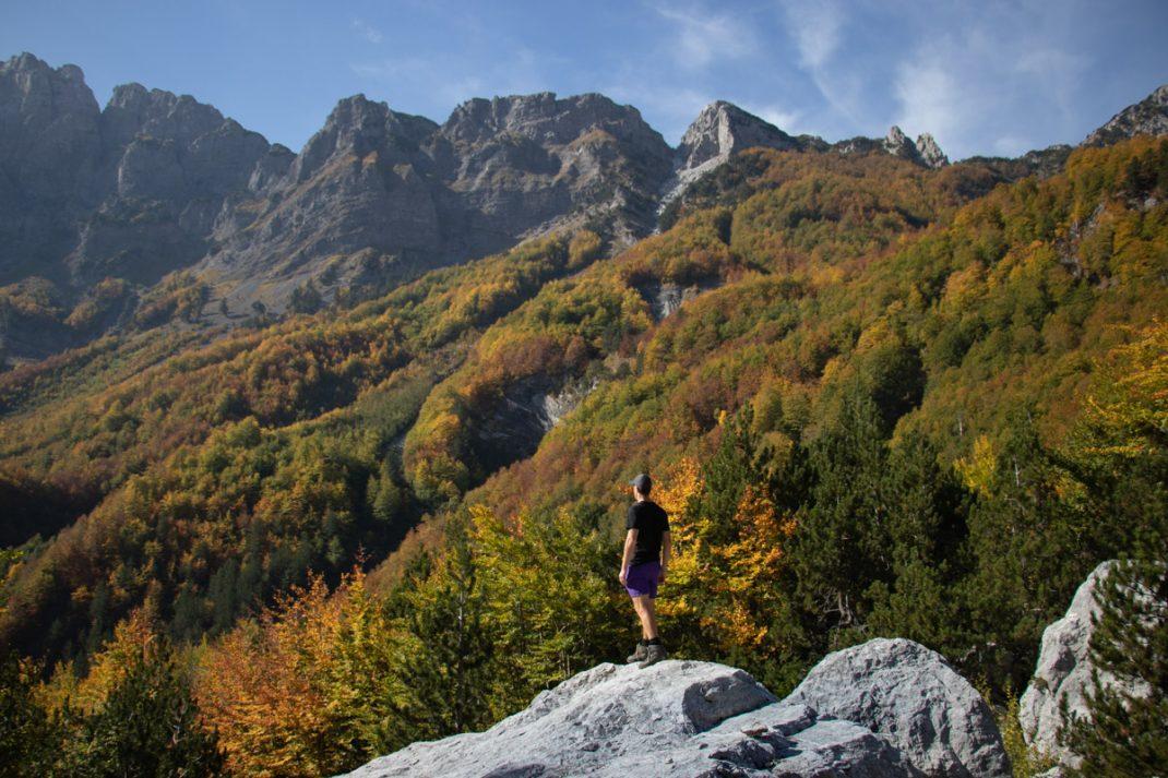 Hiking the Accursed Mountains - Valbonë to Theth