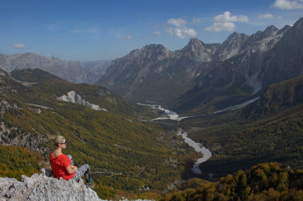 Hiking the Accursed Mountains