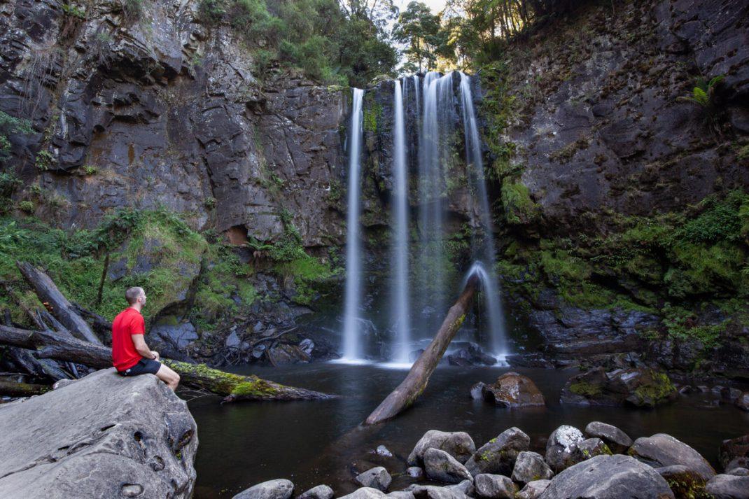 Hopetoun Falls, the Great Otway National Park