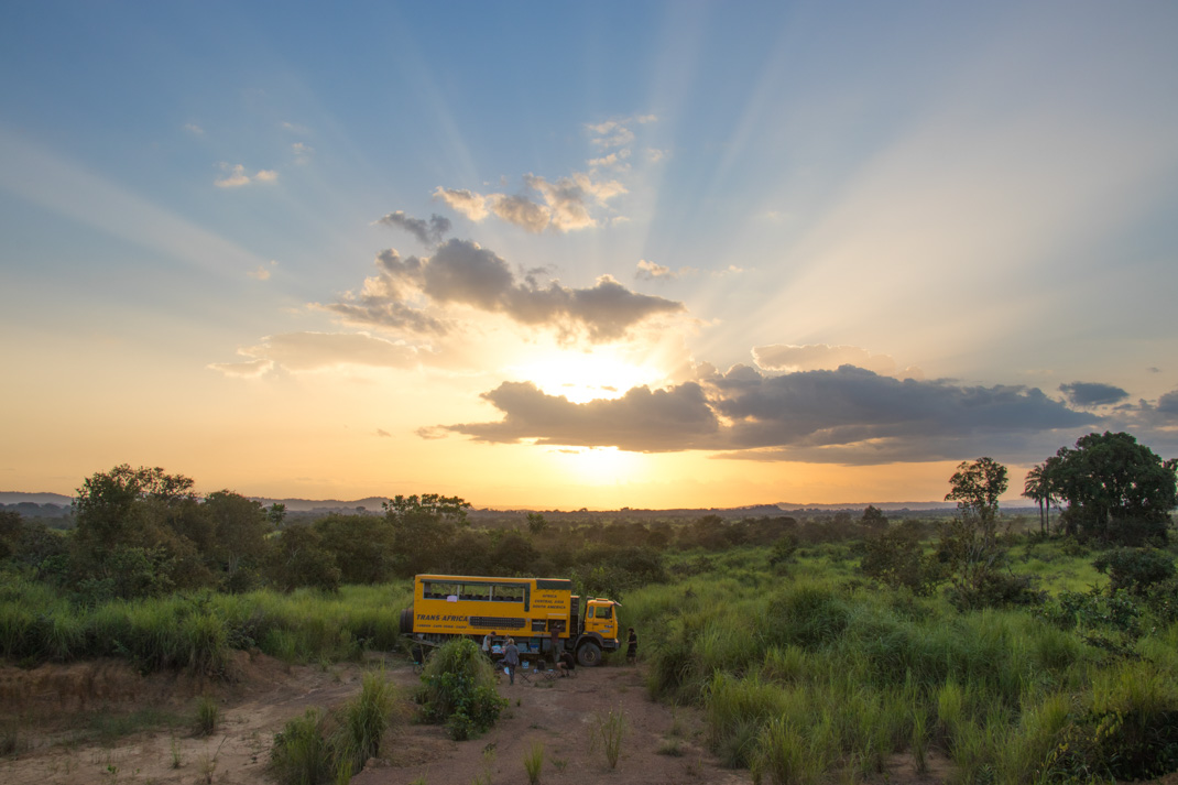 Oasis Overland - Accra to Cape Town - Republic of the Congo
