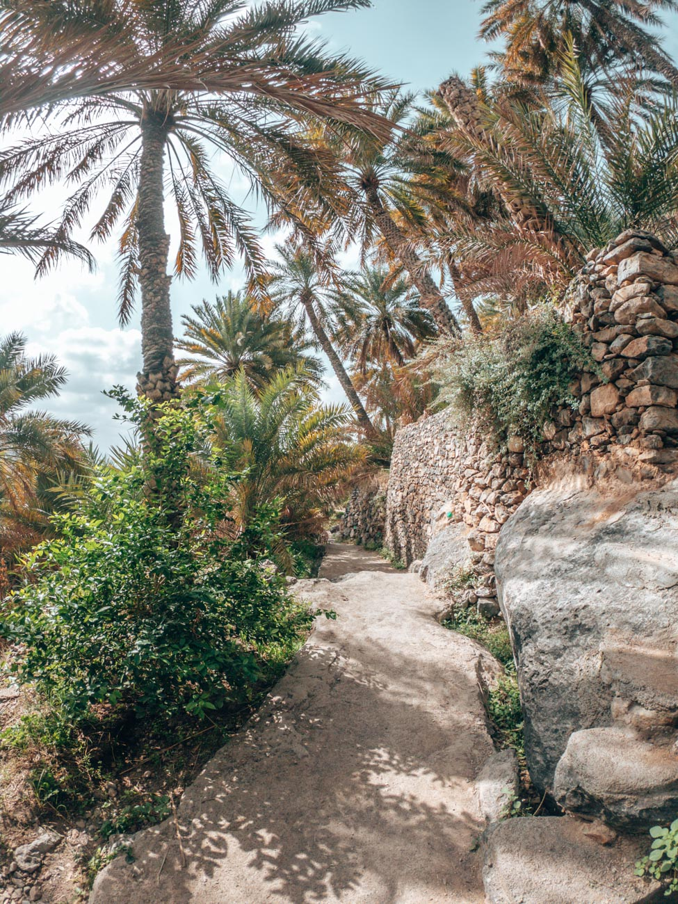 Misfat Al Abriyeen - Oman Travel guide