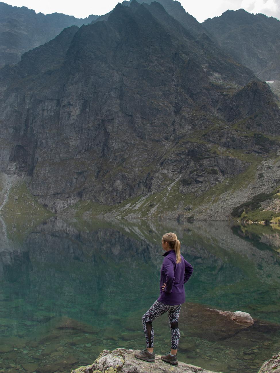 Czarny Staw Lake