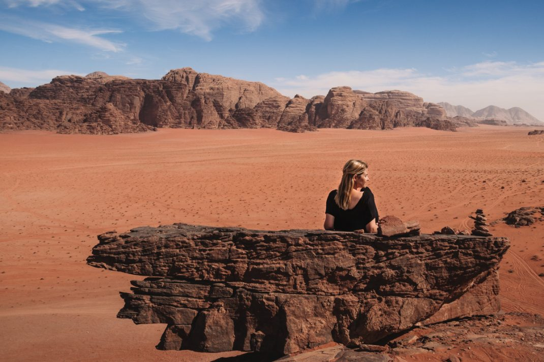 A Guide to Wadi Rum Red Dune