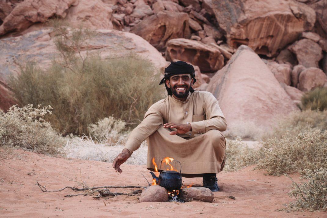 Wadi Rum and Bedouin Tea