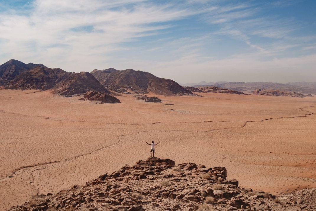 A guide to visiting Wadi Rum Jebel Al Hash