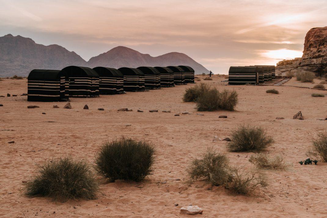 Rum Stars Bedouin Camp Wadi Rum