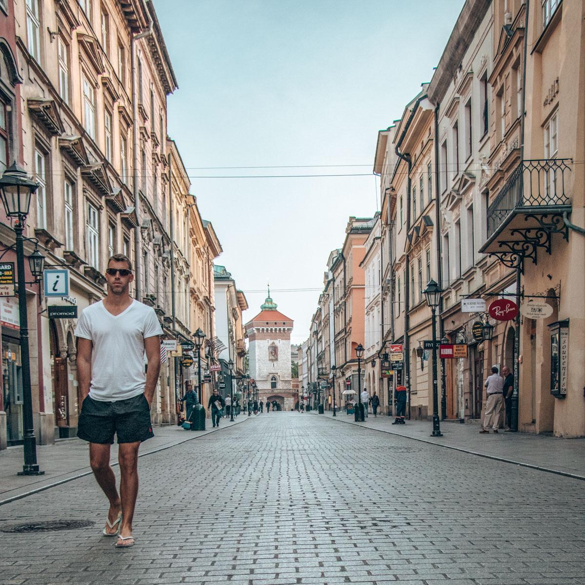 Krakow Stroll