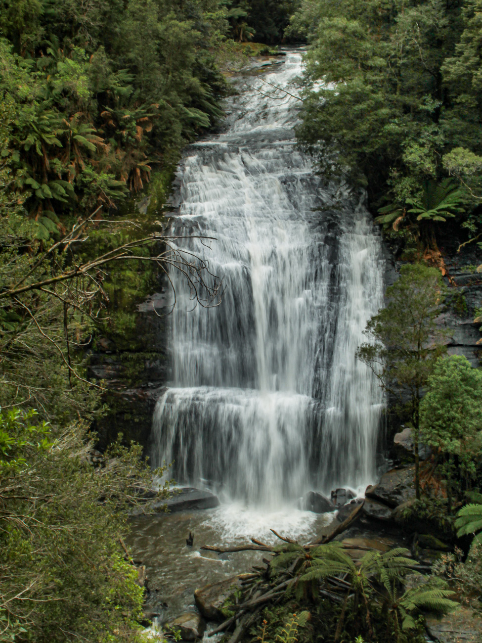 Little Aire Falls, Great Otway National Park