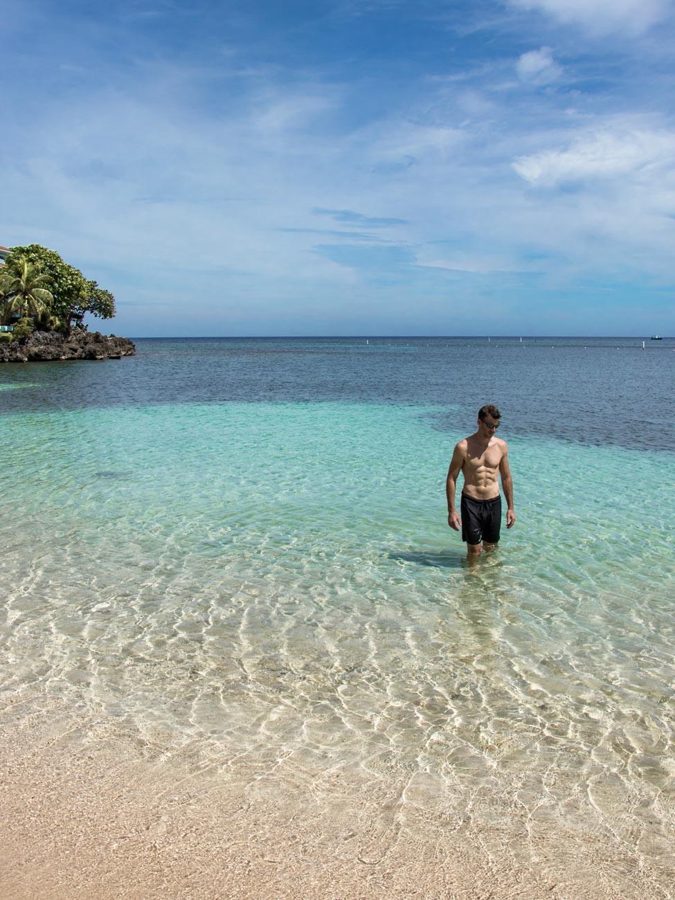 Roatan beaches, Honduras