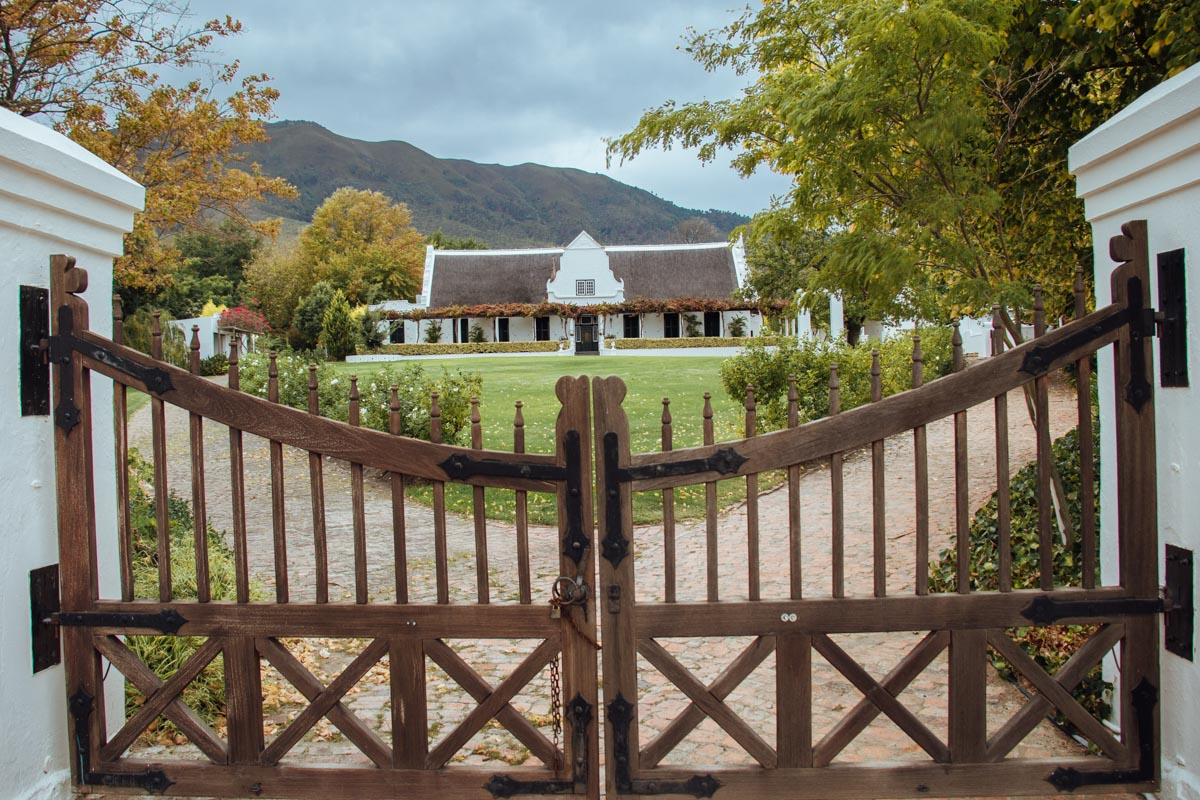 Wineries in South Africa Linton Park