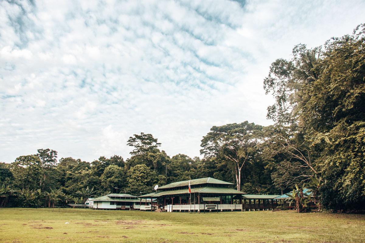 Sirena Ranger Station - Corcovado National Park