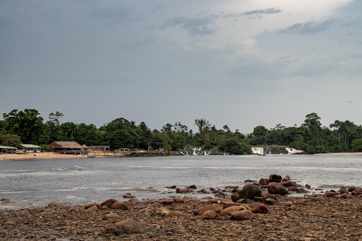 Chutes de la Lobe, Cameroon