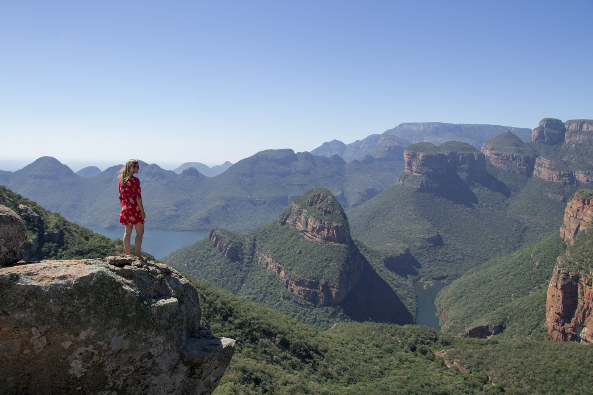 Blyde River Canyon Views, The Panorama Route, South Africa