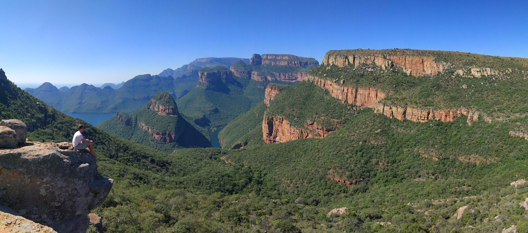 Three Rondavels, Panorama Route - South Africa