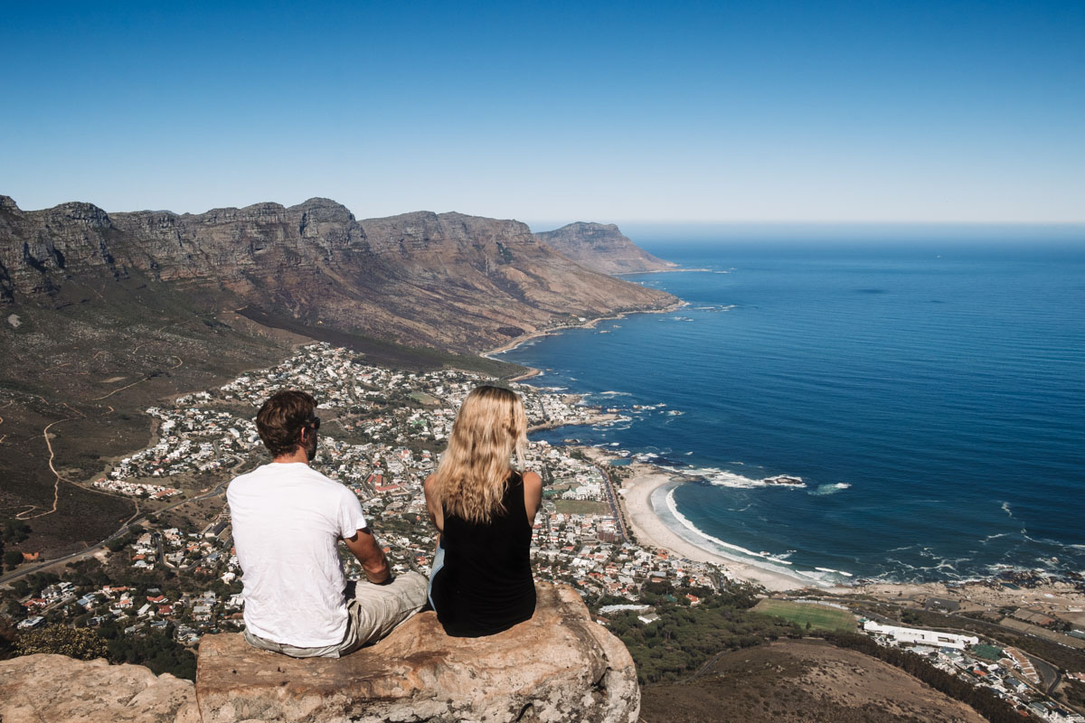 Lion Head best things to do in South Africa