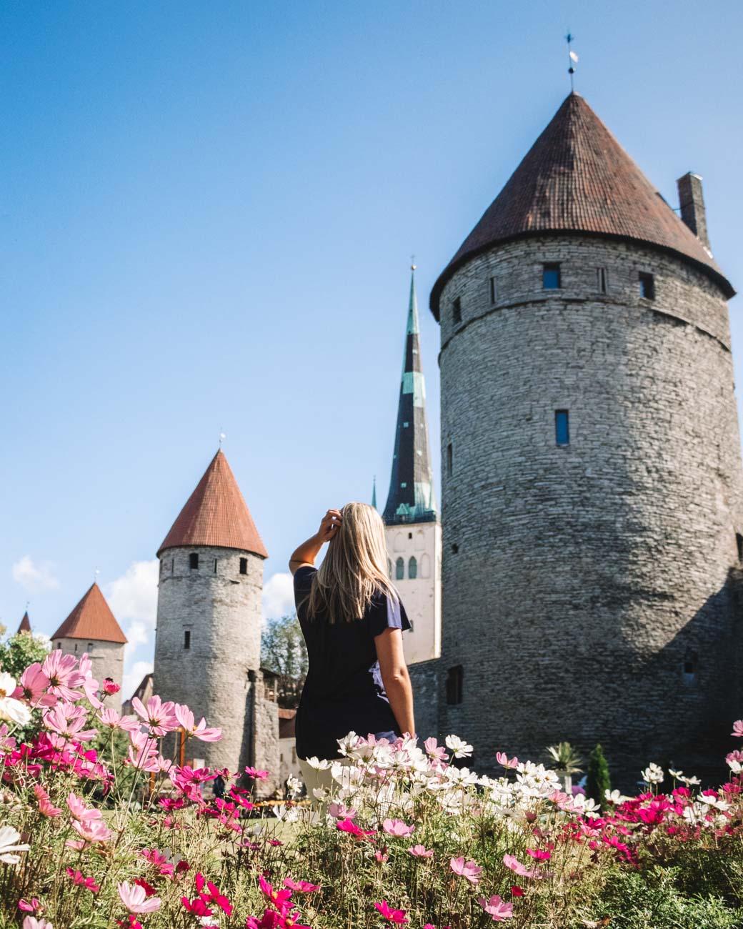 Danish Kings Garden - Best things to do in Tallinn