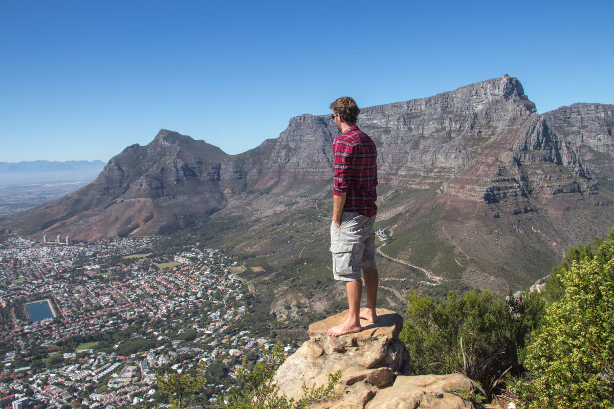 Lions Head - Cape Town, Things to do in South Africa