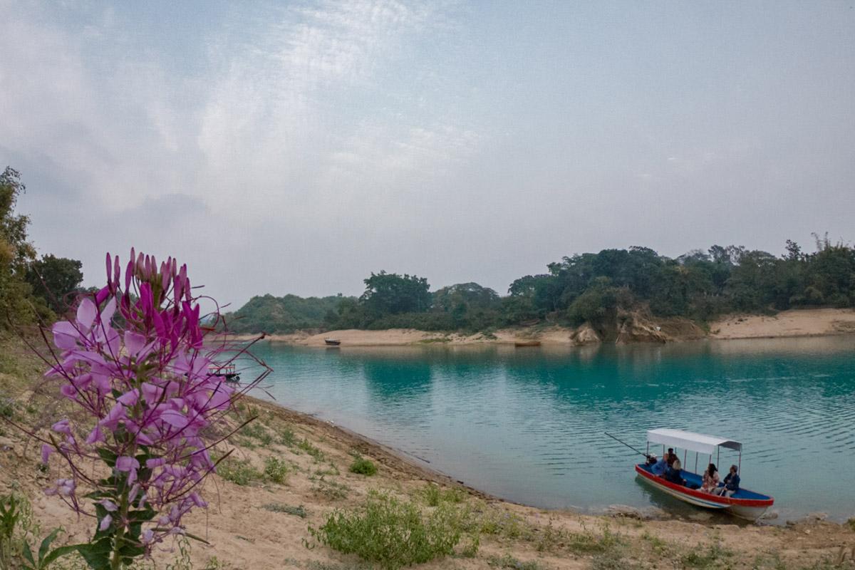 Lalakhal River boat cruise - Bangladesh