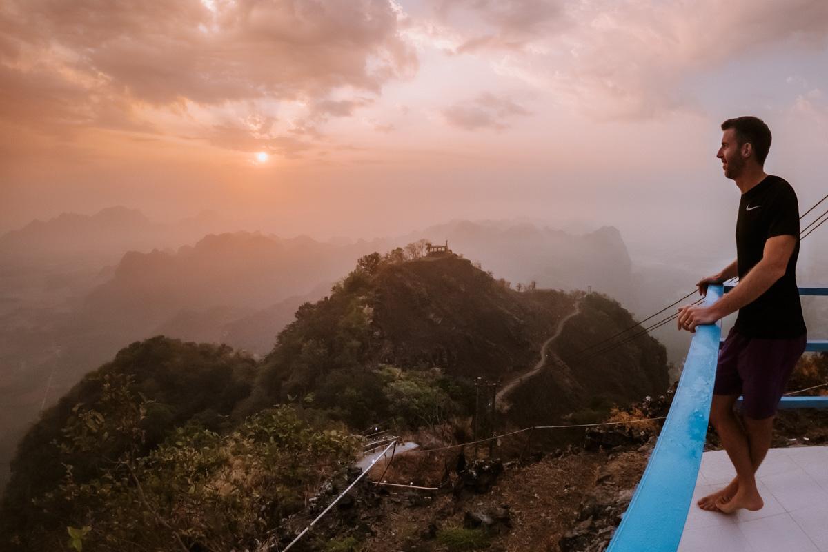Mount Zwekabin Hpa An