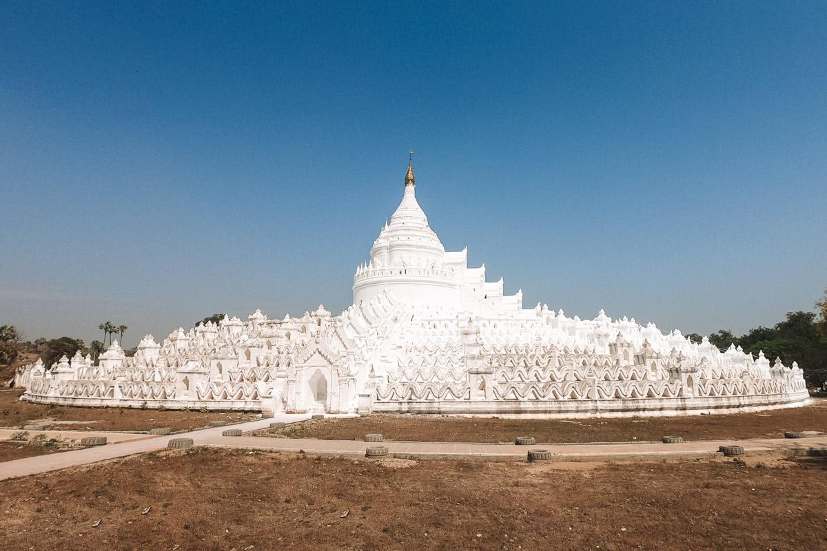 Hsinbyume Pagoda Mandalay