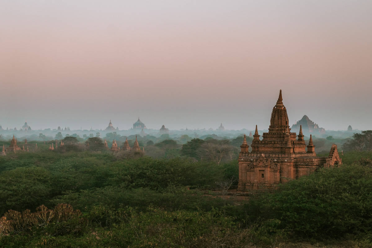 Best Bagan Sunrise & Sunset Viewpoints