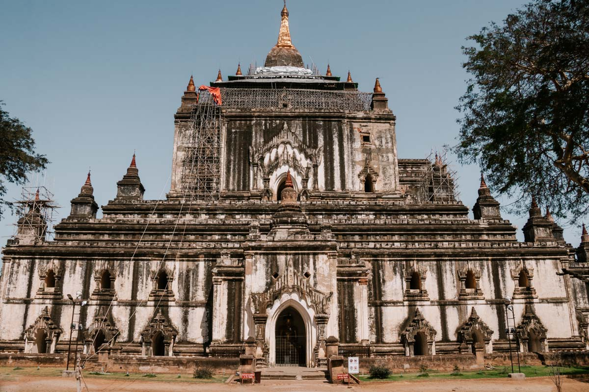 The best temples in Bagan