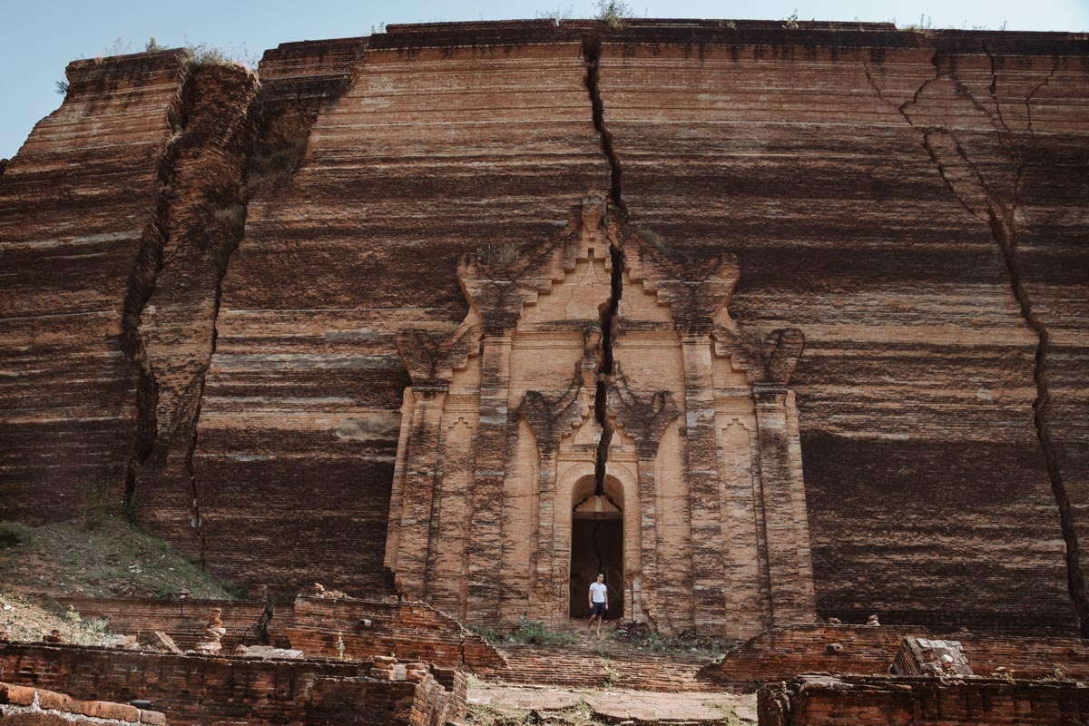 Mingun Paya Mandalay