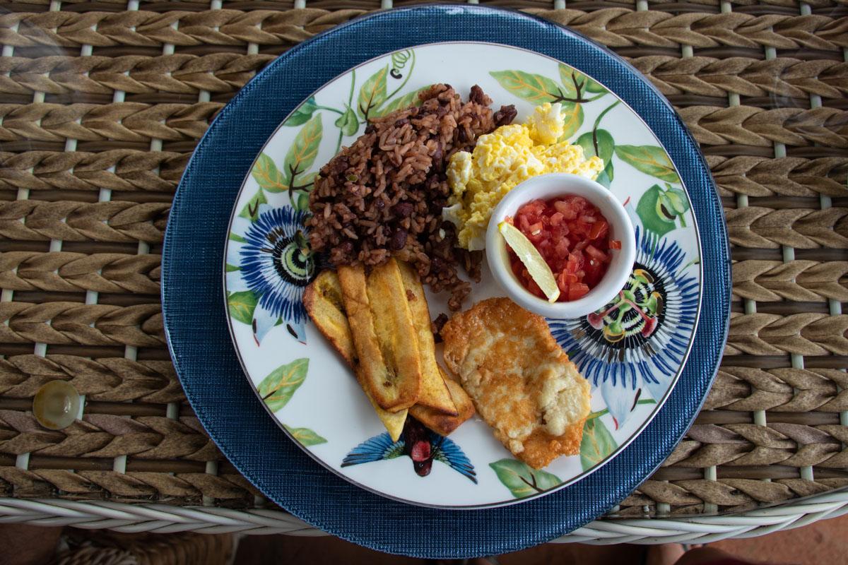 Gallo Pinto - Nicaragua's National dish