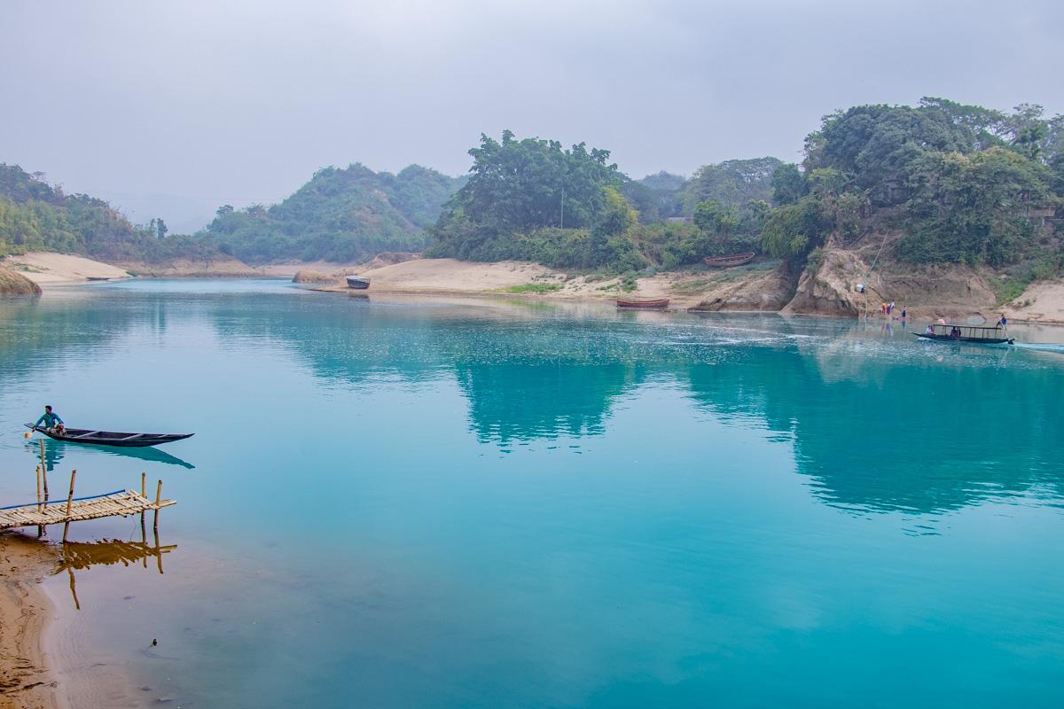 Lalakhal River - Beautiful Bangladesh