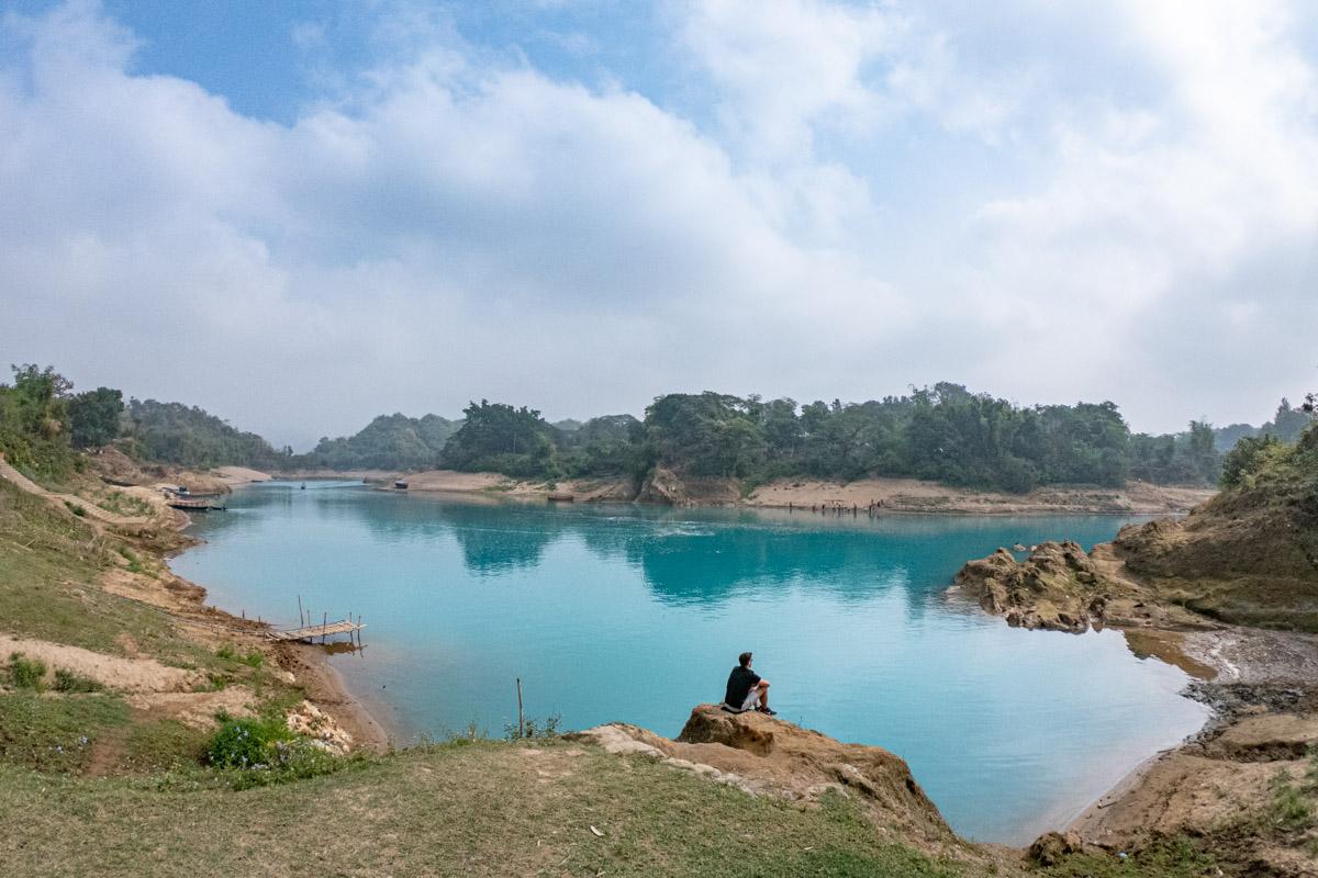 Lalakhal River views - Bangladesh