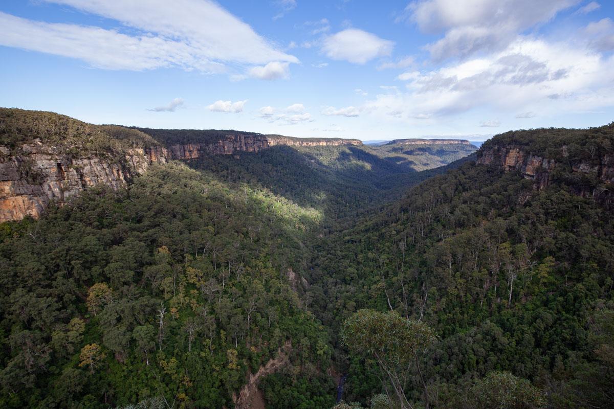 Fitzroy Falls - Richardson Lookout