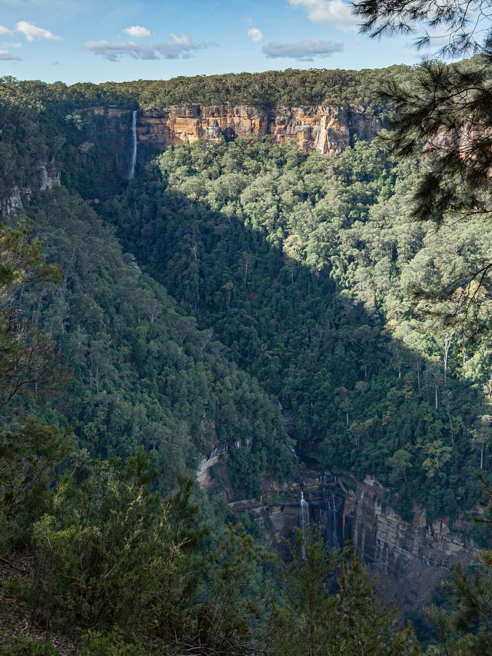 Fitzroy Falls - Starskeys Lookout