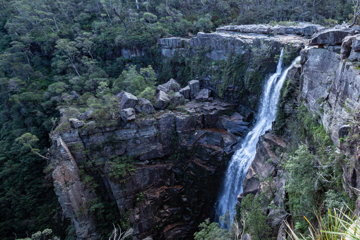 Carrington Fall - Budderoo National Park