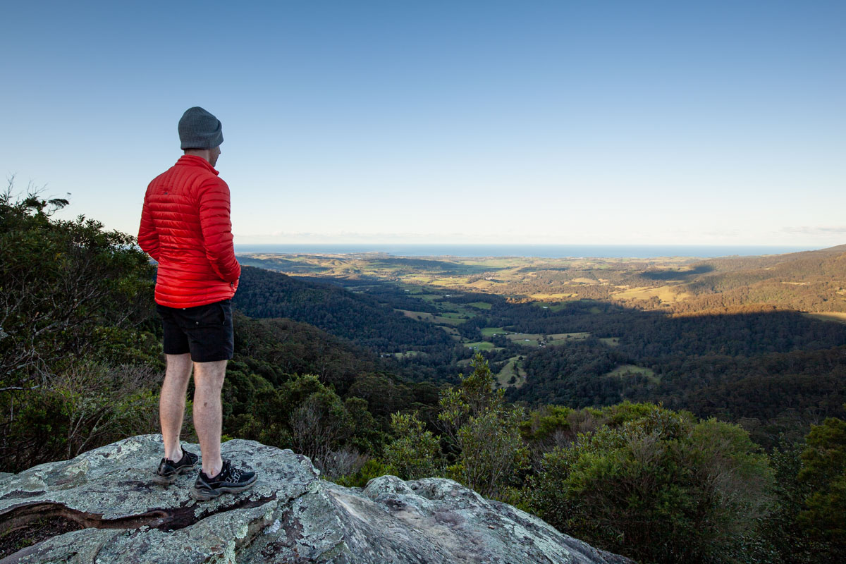 Jamberoo Lookout - Budderoo National Park
