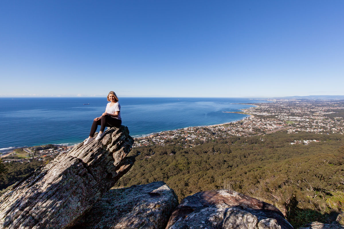 Sublime Point Lookout Wollongong