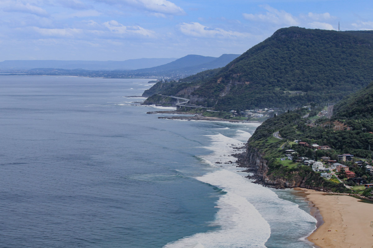 Bald Hill Lookout, Stanwell Tops - Best viewpoints in Wollongong Australia