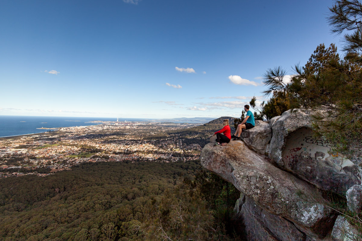Best Viewpoints in Wollongong - Brokers Nose