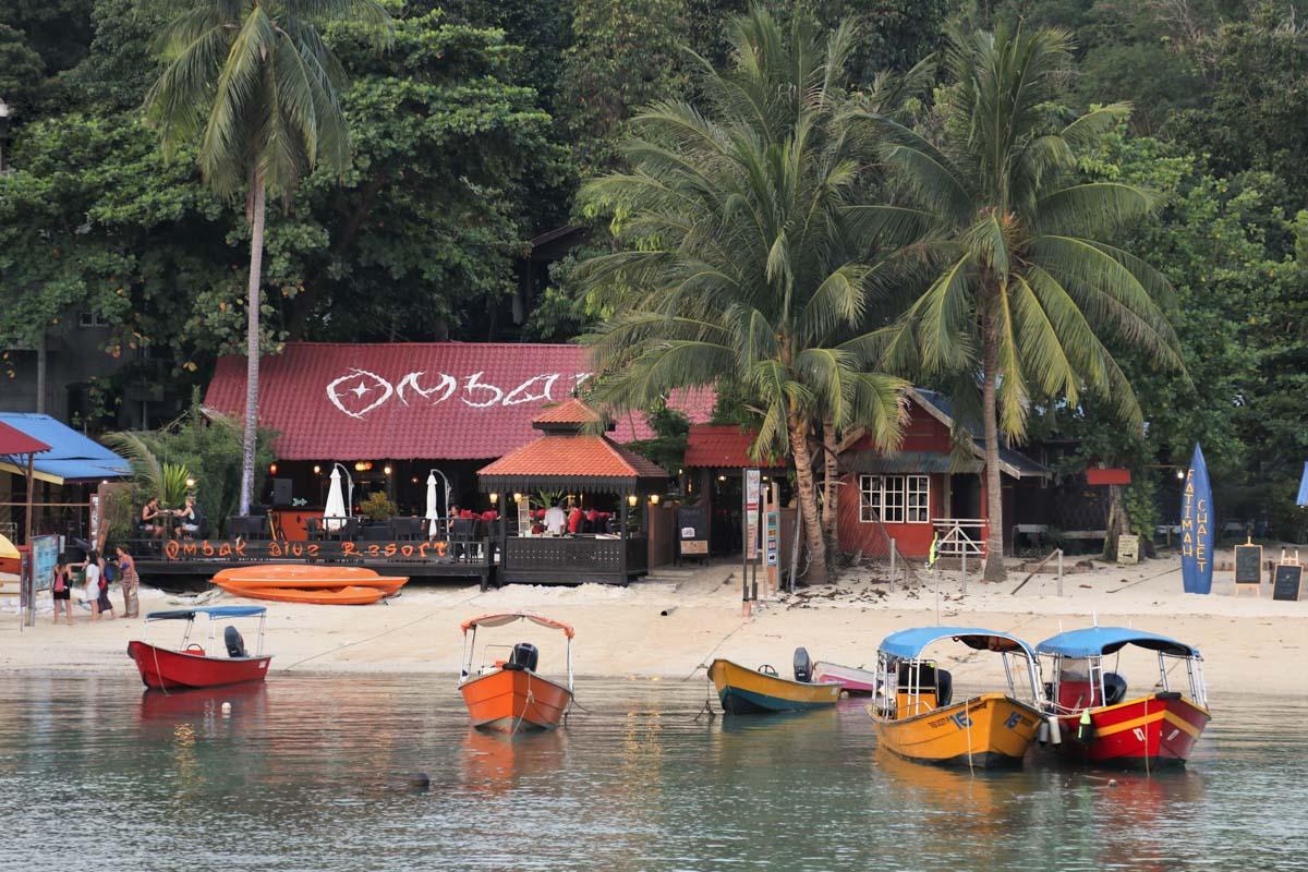 Ombak Resort, Perhentian Kecil
