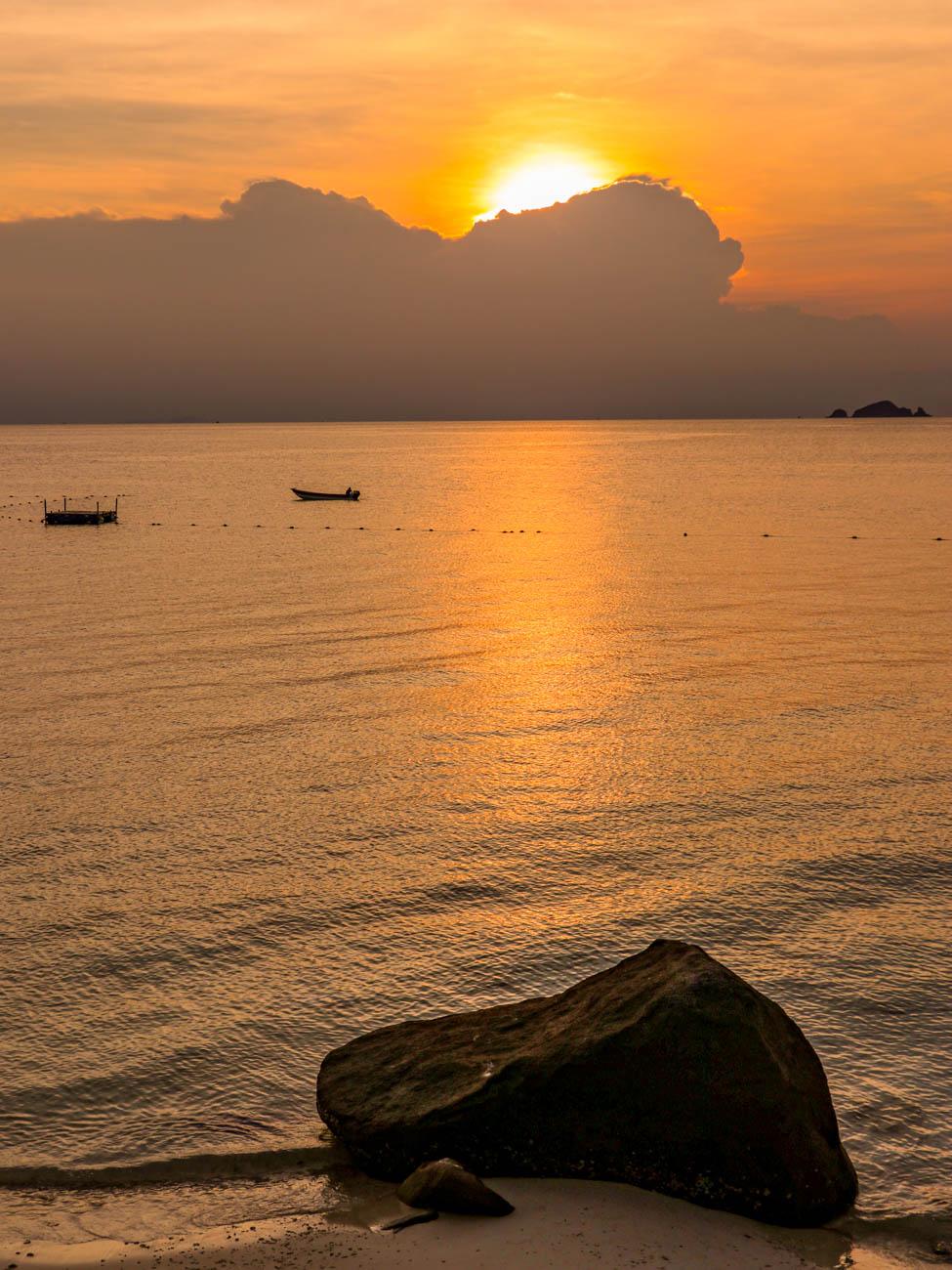 Perhentian Islands sunset