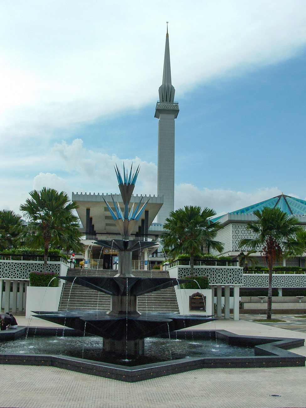 Masjid Negara - Kuala Lumpar