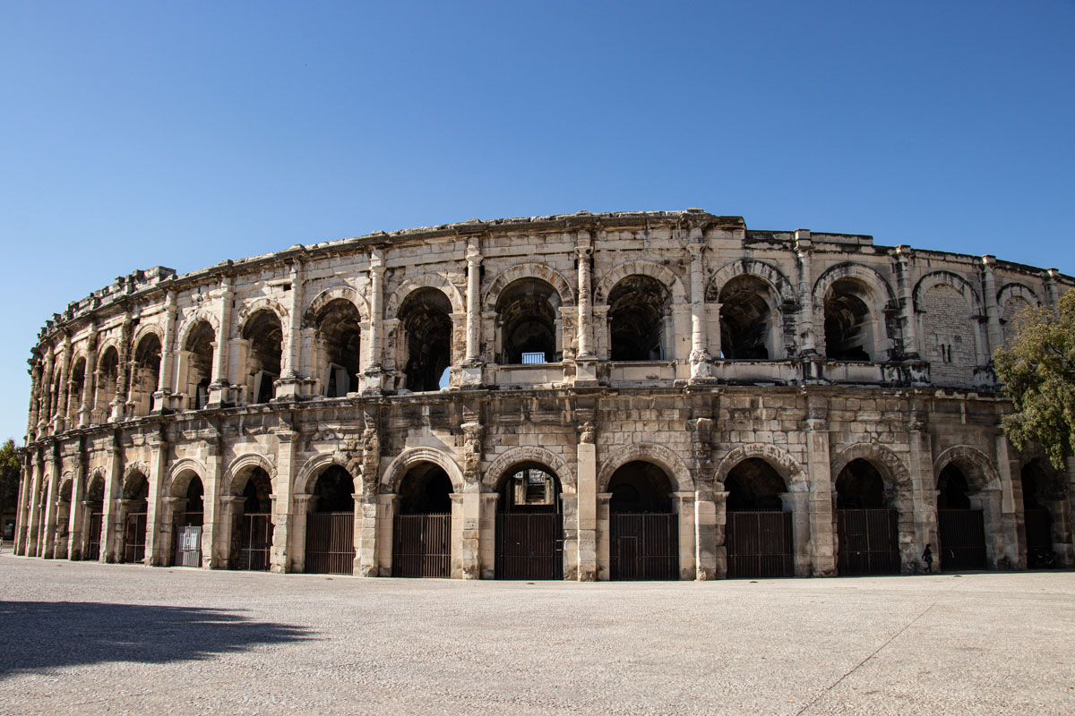 Les Arènes - Nîmes, France