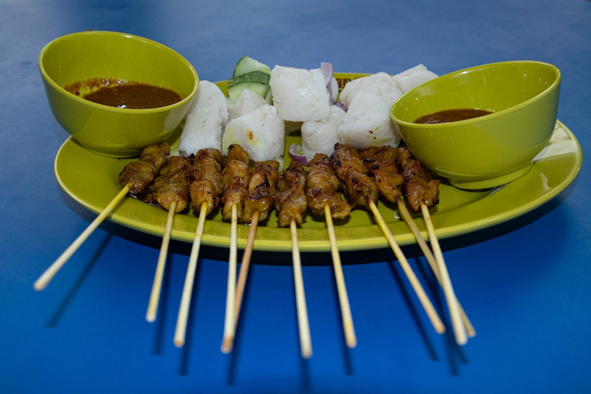 Satay by the Bay -Singapore