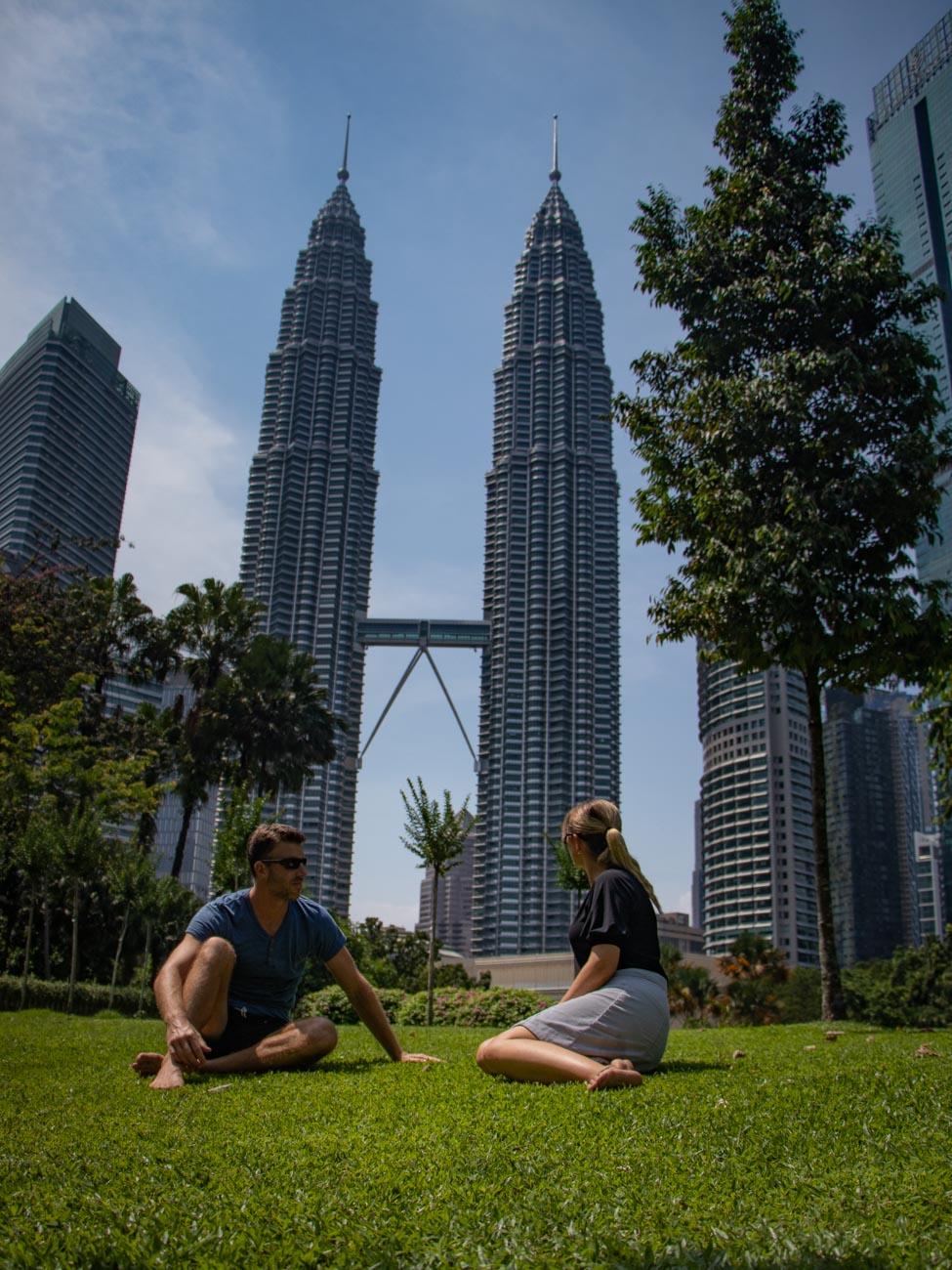 KLCC Park - things to do in Kuala Lumpur